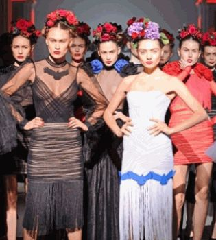 Неделя моды в Украине,Ukrainian Fashion Week,ukrainian fashion week 2014,Ukrainian Fashion Week весна-лето 2014,BICHOLLA,BICHOLLA весна-лето 2014