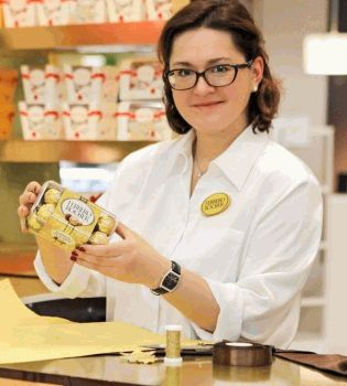 Ferrero Rocher,конфеты Ferrero Rocher