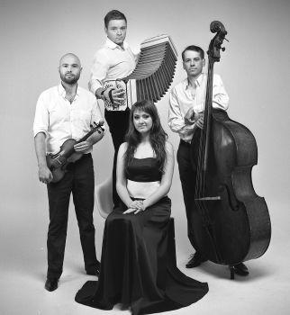 Kiev Tango Project,концерт,Киев