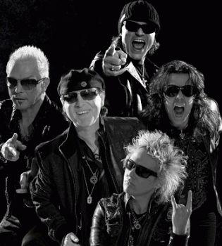 Scorpions,Scorpions фото,фото Scorpions,Scorpions евромайдан,звезды о евромайдане
