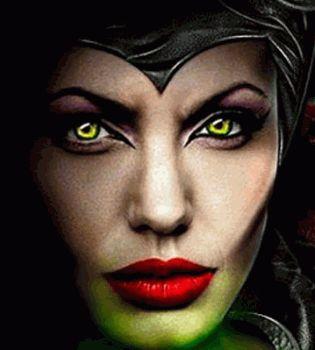 Малефисента,дочь,колдунья,ведьма,ведьма фото,Анджелина Джоли,Спящая красавица