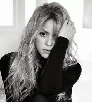 Шакира,фото,без макияжа,Instagram