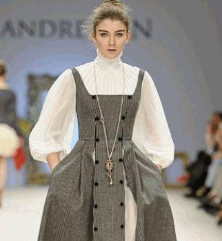 Андре Тан,фото,осень-зима 2014,Неделя моды в Украине,Ukrainian Fashion Week