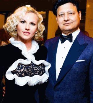 Камалия,муж,Мохаммад Захур,фото
