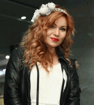 Lilu,певица Лилу,платье,фото,yuna 2014