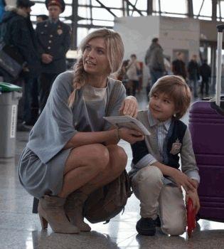 Вера Брежнева,Любовь в большом городе,фото,сериал,дети