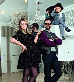 Андрей Кише,интервью,жена,дочь,viva