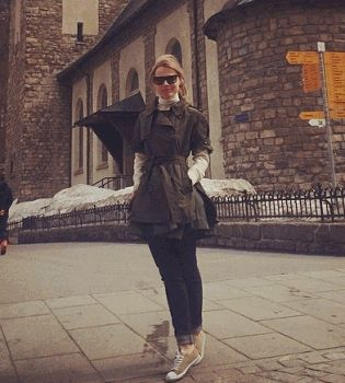 Ольга Фреймут,отдых,фото,Инстаграм,отдыхает