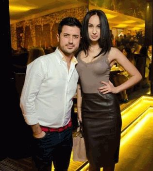 Ани Лорак,муж,Мурат,ночной клуб,ресторан,Киев,фото