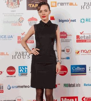 Эрика,Маша Собко,Аида Николайчук,фото,Retail Awards 2013