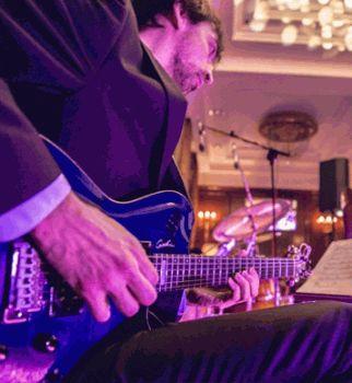 Kiev Blues Band,Премьер Палас,вечер джаза