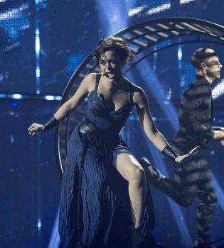 Евровидение 2014,Мария Яремчук,Украина,платье,фото