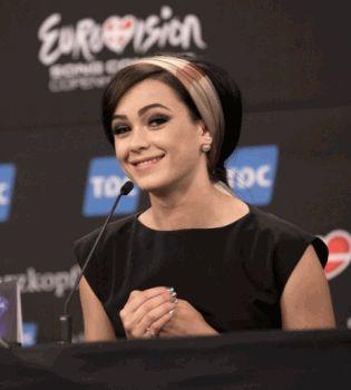 Евровидение 2014,Украина,Мария Яремчук,финал,видео,фото