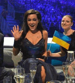 Евровидение 2014,Украина,Мария Яремчук,фото,Инстаграм,Россия
