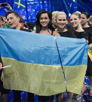 Евровидение 2014,Украина,финал,Мария Яремчук,фото