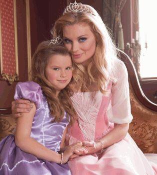 Лидия Таран,дочь,фото,интервью,журнал Viva