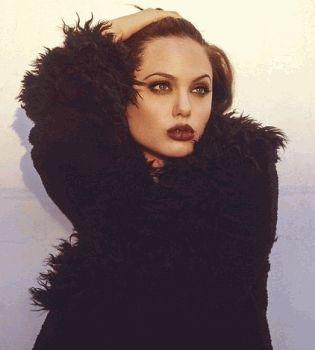 Анджелина Джоли,фото,в молодости,фотосессия