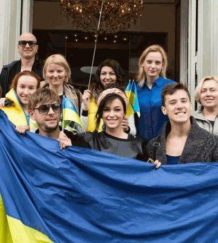 Евровидение 2014,Украина,Мария Яремчук,финал