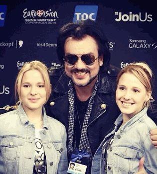 Филипп Киркоров,Евровидение 2014,результаты,Сестры Толмачевы,россия,фото