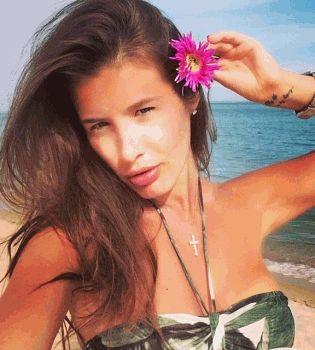Кэти Топурия,фигура,в бикини,фото,стройная,на пляже,Серебро,Серебро Оля