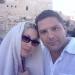 Катя Бужинская,муж,свадьба,фото,с мужем,Израиль