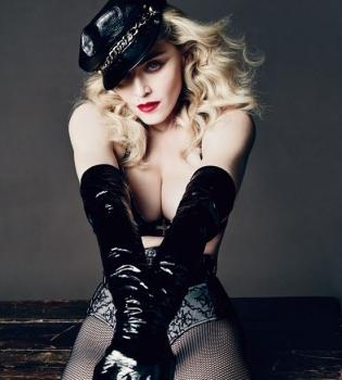 Мадонна,фотосессия,фото,фигура,топлесс,обнаженная,голая
