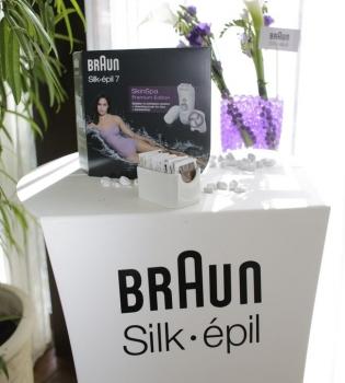 Braun,braun silk epil