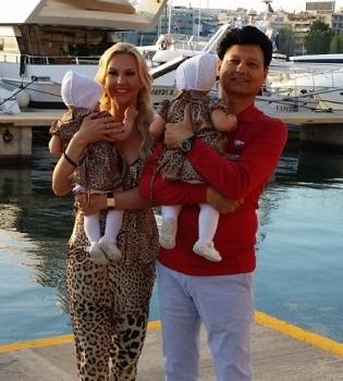 Камалия,муж,дети,дочки,фото,день рождения