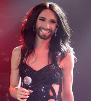 Кончита Вурст,Евровидение 2014,победитель,гей-клуб,фото