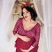 Ангелина Завальская,беременна,фото,муж,Александр Колодий,журнал Viva