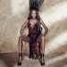 Наоми Кэмпбелл,фото,фотосессия,стиль,фигура,черная пантера