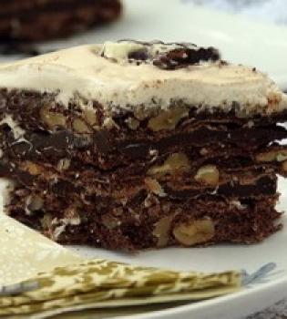 шоколад,торт,рецепт
