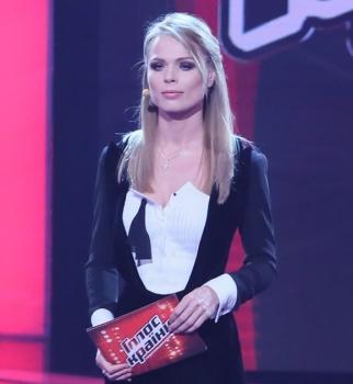 Ольга Фреймут,беременна,фото,видео,голос країни 4