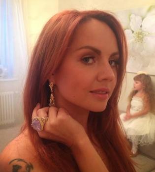 МакSим,Максим,певица,беременна,ребенок,дочь,фото
