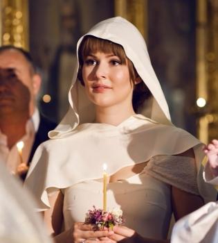 Мария Кожевникова,муж,сын,крестины,крестила,фото