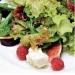 салат,рецепт салата,рецепт,инжир,малина