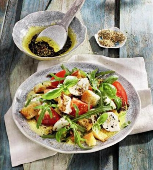 моцарелла,помидоры,рецепт