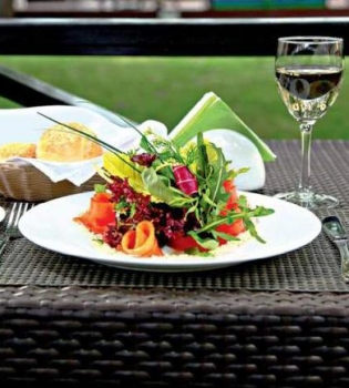рецепт салата,салат,грейпфрут,рецепт,лосось