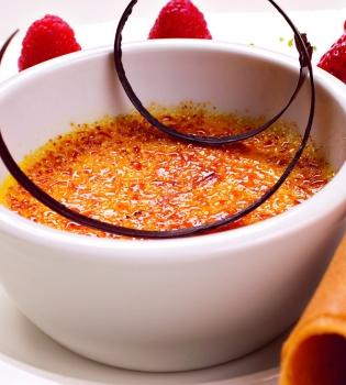 перец,крем-брюле,десерт,рецепт