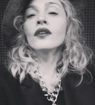 Мадонна,фото,лицо,морщины,уход за лицом
