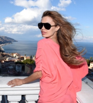 Виктория Боня,фото,в бикини,Instagram