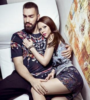 The Hardkiss,Юлия Санина,Валерий Бебко,свадьба,поженились,интервью,фото,журнал Viva