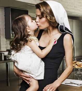 Виктория Боня,фото,дочь,Анджелина Смерфит,фото,дети,фотосессия,семья,личная жизнь