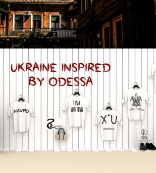 Ukraine Inspired by Odessа,Odessa Holiday Fashion Week,Ukrainian Fashion Week