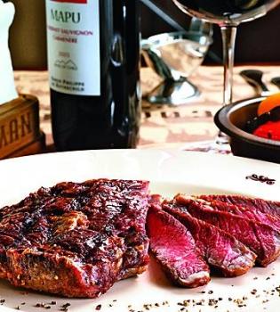 стейк,говядина,рецепт