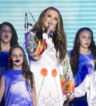 Наталья Могилевская,дети,концерт,тур,фото,мама