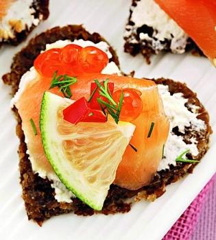 рыба,рецепт,бутерброды