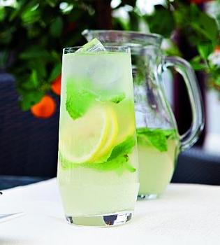 лимон,лимонад,рецепт