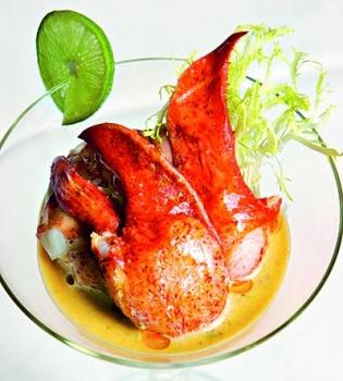краб,морепродукты,рецепт