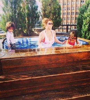 Мэрайя Кери,фото,семья,дети,близнецы,твиттер